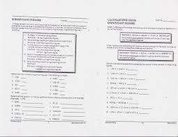 mr gill s science site chemistry notes and assignments significant figures worksheet