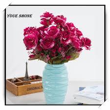Youe shone <b>Декоративные</b> искусственные <b>цветы</b> бархатная ...
