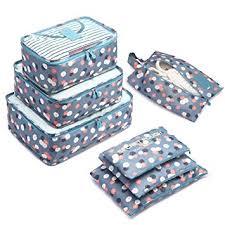 <b>Packing</b> Cubes, LOSMILE <b>7PCS</b> Luggage Organizer Bags, <b>Packing</b> ...