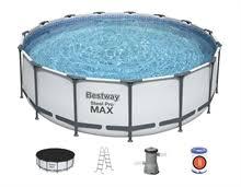 <b>Каркасные бассейны</b> — цены в Москве | <b>Intex</b> online