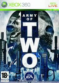 Army of Two RGH + DLC Xbox 360 Español [Mega, Openload+]