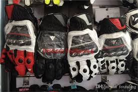 2014 Models France DAINESE 3 Top Racing Gloves Motorcycle ...