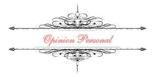Resultado de imagen para opinion personal
