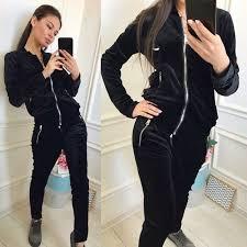 2019 <b>Ladies Sports Suit</b> 2018 European And American Trade <b>New</b> ...