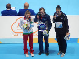 Swimming at the 2015 World Aquatics Championships – Women's 1500 metre freestyle