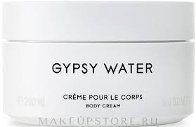 <b>Byredo Gypsy Water</b> - <b>Крем</b> для тела | Makeupstore.ru