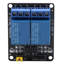 <b>24V 2 Channel</b> Relay Module,Optocoupler Isolation Low <b>Level</b> ...
