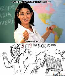 Bad Teacher by junkchimp - Meme Center via Relatably.com