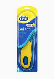 Scholl GelActiv Everyday <b>стельки для комфорта на</b> каждый день ...