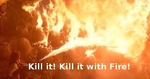 Image - 14367] | Kill It With Fire | Know Your Meme via Relatably.com