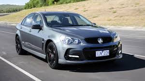 Holden Commodore Ss V Redline Sedan Youtube