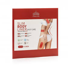 Купить <b>Стикеры</b> на разные части тела для борьбы с жировыми ...