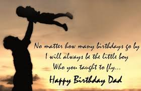 Happy Birthday Dad From Daughter Quotes. QuotesGram via Relatably.com