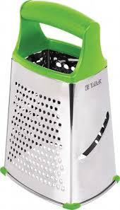 """<b>Терка</b> для продуктов <b>Taller</b> """"Ринн"""", цвет: зеленый, высота 22,5 см ..."""