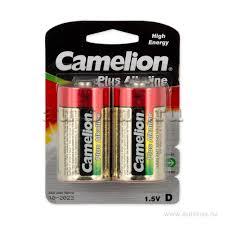 <b>Camelion</b> LR20BP2 <b>Camelion</b> Plus Alkaline LR20-BP2 <b>Батарейка</b> ...