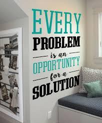 <b>Creative</b> Solution Wall Decal   School bathroom, Office <b>wall decor</b> ...