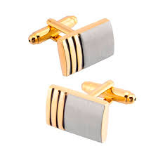 2019 <b>QiQiWu</b> Gold Cufflinks For <b>Mens</b> Shirt Wedding High Quality ...