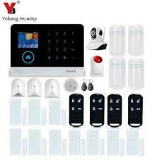 <b>Yobang Security</b>-APP Control <b>WiFi</b> Alarm <b>System</b> Door Gap Sensor ...