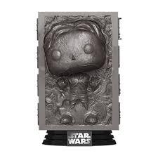 <b>POP</b>! Star Wars: The Empire Strikes Back <b>Han Solo</b> in Carbonite ...