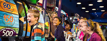Kids' Birthday Party Venues - Dave & Buster's