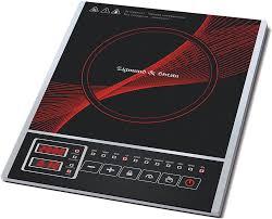<b>Индукционная плитка Zigmund</b> & <b>Shtain</b> ZIP-555, цвет: черный ...