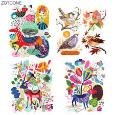 <b>ZOTOONE</b> Iron on Easter Ege Patch for Clothing Rabbit Patches ...