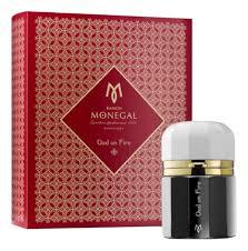 Ramon Monegal Oud On Fire купить селективную парфюмерию ...