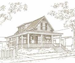 House Plan  Madison Street by Our Town Plans    ArtFoodHome com Madison Street Our Town Plans