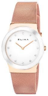 Наручные <b>часы ELIXA</b> E101-L399 — купить по выгодной цене на ...