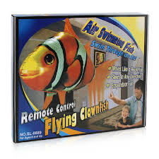 <b>Infrared Remote</b> Control <b>Flying Fish</b> Shark Aerial Clown Fish ...