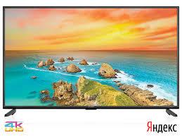 """Купить <b>телевизор Yuno ULX</b>-<b>55UTCS333</b> 55"""" по низкой цене ..."""