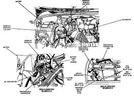 1990 jeep wrangler 2 5 wiring diagram wiring schematics and diagrams 1990 jeep wrangler exhaust vac lines on carb