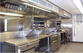 kitchen hood vent duct