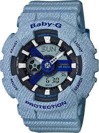 Наручные <b>часы Casio</b> Baby-G <b>BA</b>-<b>110DE</b>-<b>2A2</b> — купить в ...