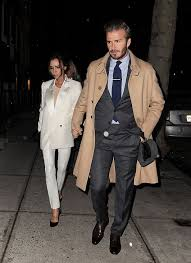 Victoria Beckham with beautiful, Husband