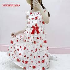 <b>Japan Style</b> Summer Women Cute Dress Strawberry Rabbit Printed ...