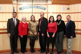 second term redwood city councilman jeffrey gee selected as or redwood city council
