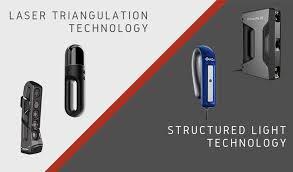 <b>Laser</b> Scanner vs Structured Light Scanner: which should you ...
