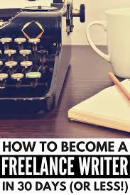 writing for profit how to become a lance writer in days want to know how to become a lance writer we ve rounded up all