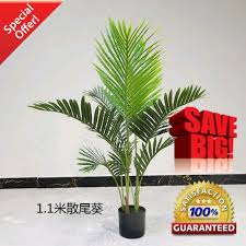 STOCK M'SIA PREMIUM QUALITY <b>Palm Tree</b> Artificial Plant <b>Nordic</b> ...