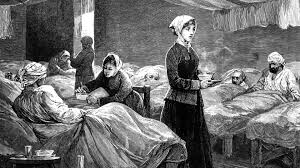 florence nightingale mini biography
