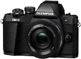 Купить <b>фотоаппарат Olympus OM-D E-M10</b> Mark II Kit 14-42mm EZ ...
