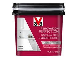 <b>Краска V33 Renovation</b> Perfection кухня • Малярка