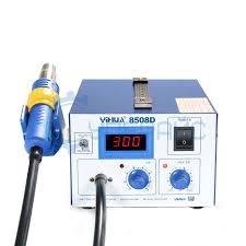 Компрессорная <b>паяльная станция YIHUA</b>-8508D купить в ...