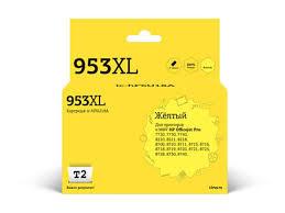 <b>Картридж T2 IC</b> HF6U18A <b>XL</b> Yellow для HP OfficeJet Pro 7720 ...