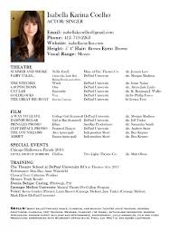 actor resume sample doc tk actor resume sample 23 04 2017
