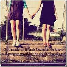Crazy Friend Quotes on Pinterest   Friendship quotes, Friendship ... via Relatably.com