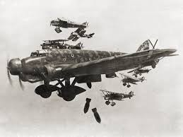 essay was the spanish civil war a preamble to wwii writework savoia etti sm 81 italian heavy bomber during a bombing raid in the spanish