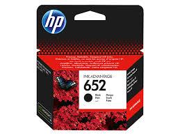 <b>HP 652</b>, Оригинальный <b>картридж HP</b> Ink Advantage, Черный | <b>HP</b> ...