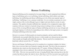 papers on human trafficking  human trafficking research paper    human trafficking conclusion essay examples